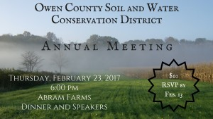 Annual Meeting- Facebook event page