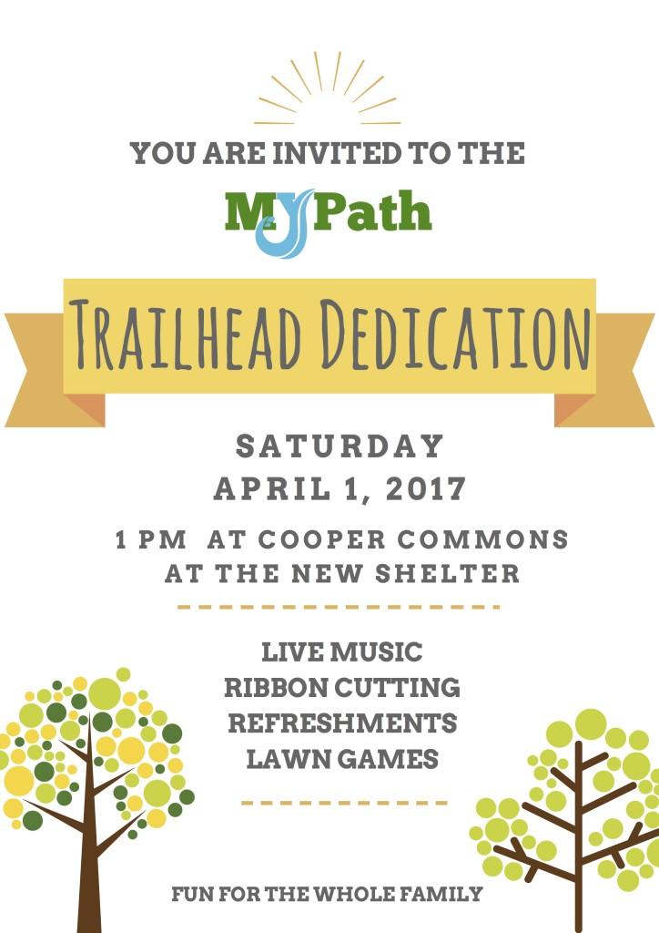 Trailhead Dedication
